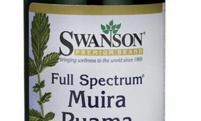 muira puama root supports sexual virility menstrual support
