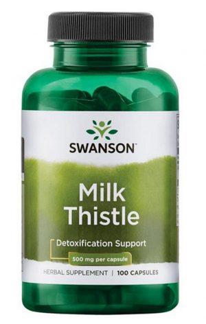 Omegapowersales Swanson Vitamins Milk Thistle