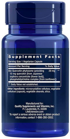 supports a healthy inflammatory response