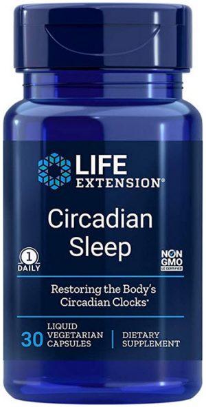 restores healthy circadian rhythms