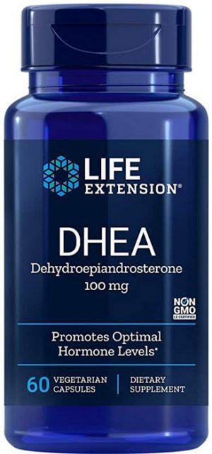 maintains youthful DHEA hormone balance