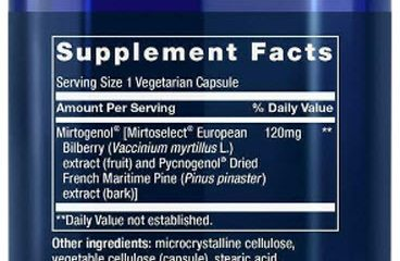 herbal supplements for eye health