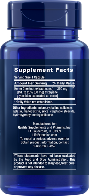 supports healthy blood vessels