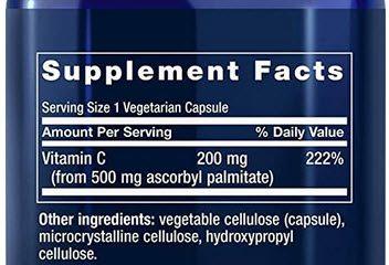maintains optimal levels of circulating ascorbic acid
