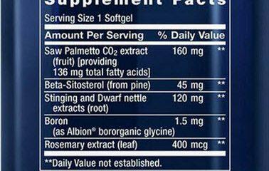 Promotes healthy hormone
